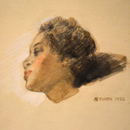 Furth - Watercolor - Portrait