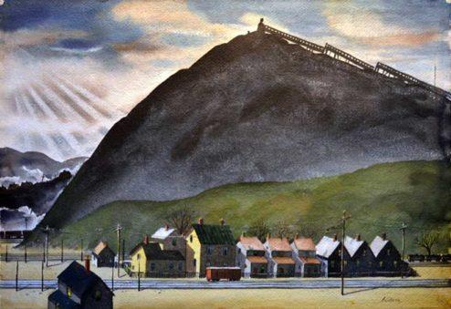 Henry Gasser-Mining Town