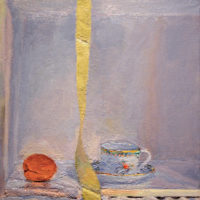 George Nick - Oil painting - To the Memory of Abd al Rahman 14 July 2012